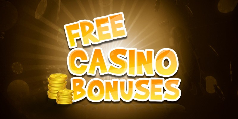 Popular Free Casino Bonuses Image