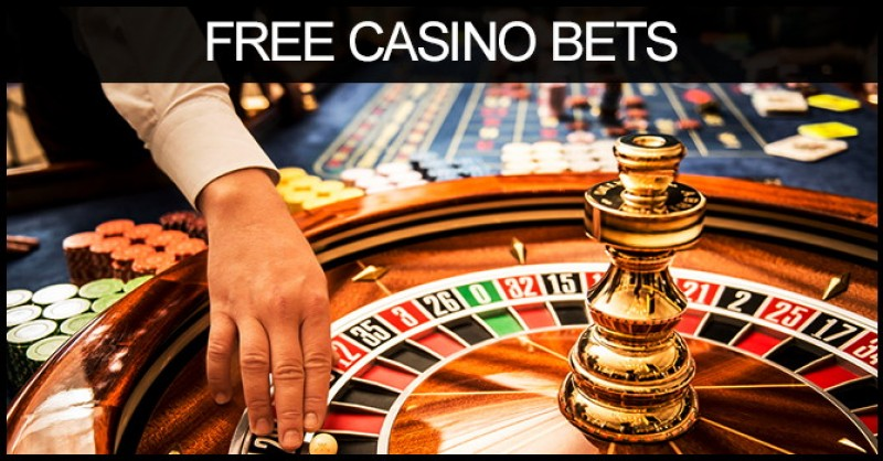 Looking for free Casino Bets Image