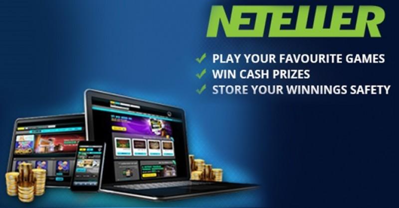 Online Casinos offering Neteller as Payment Method Image