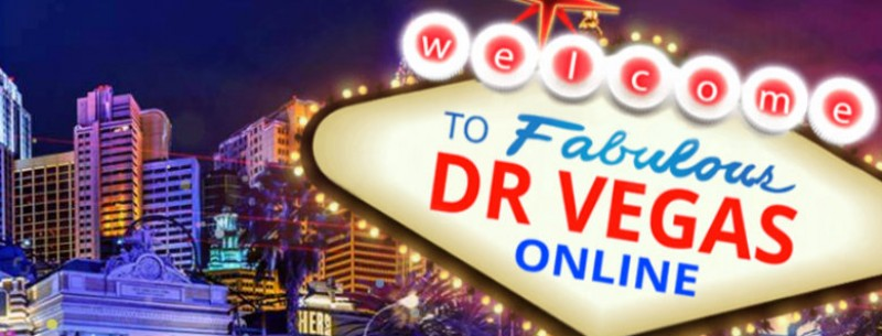 New And Improved Dr Vegas Online Casino Site Image
