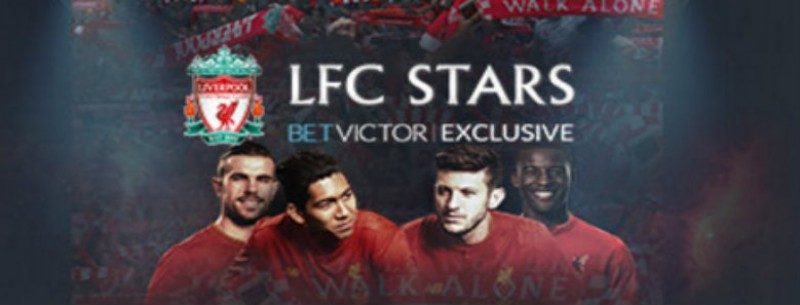 LFC Stars Slot Launched At BetVictor Casino Image