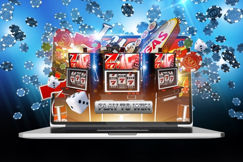 Get a feel for real online slots with Free Play Image
