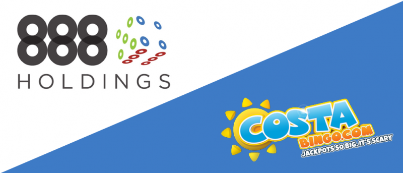 888 Acquires Bingo Sites Inc Costa Bingo For £18M Image