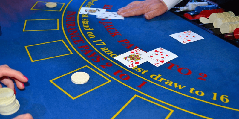 Five top tips for playing high-stakes blackjack Image