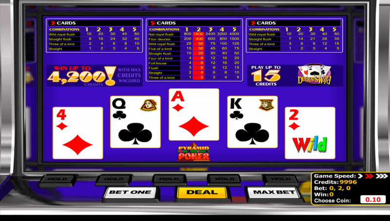 How Online Video Poker Games Became So Popular Image